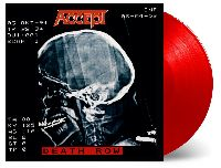 ACCEPT - Death Row (Red Vinyl)