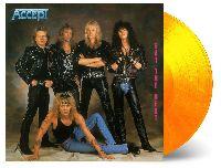 ACCEPT - Eat the Heat (Yellow & Orange Mixed Vinyl)