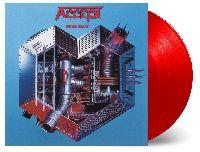 ACCEPT - Metal Heart (Transparent Red Vinyl)