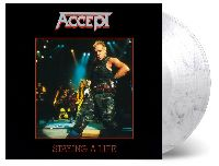 ACCEPT - Staying a Life (Transparent & Black Marbled Vinyl)