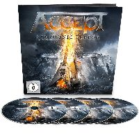 ACCEPT - Symphonic Terror - Live At Wacken 2017 (Earbook/2CD/DVD/Blu-ray)