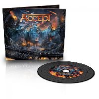 ACCEPT - The Rise Of Chaos (CD, Deluxe)