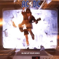 AC/DC – Blow Up Your Video (1st Press)