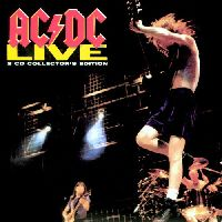 AC/DC - LIVE (2 LP COLLECTOR'S EDITION)