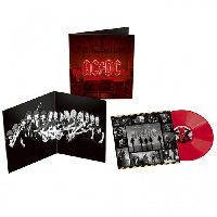 AC/DC - Power Up (Opaque Red Vinyl)