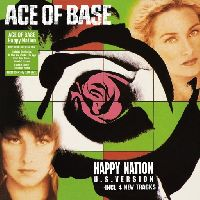 Ace Of Base - Happy Nation (Clear Vinyl)
