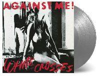 AGAINST ME! - White Crosses (Silver Vinyl)