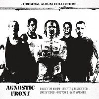 Agnostic Front - Original Album Collection (Cause For Alarm / Liberty And Justice For... / Live at CBGB / One Voice / Last Warning Live) (CD)