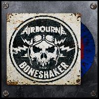 Airbourne - Boneshaker (Blood In The Water Vinyl)