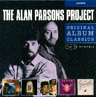 ALAN PARSONS PROJECT, THE - ORIGINAL ALBUM CLASSICS (5CD)