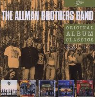 ALLMAN BROTHERS BAND, THE - ORIGINAL ALBUM CLASSICS (5CD)