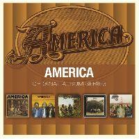 America - Original Album Series (5CD)