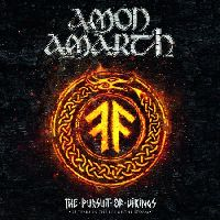 AMON AMARTH - The Pursuit Of Vikings: 25 Years In The Eye Of The Storm (CD+Blu-Ray)