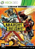 Anarchy Reigns. Limited Edition (Xbox360)