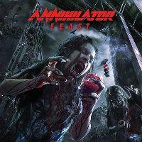 ANNIHILATOR - FEAST (CD, Deluxe)