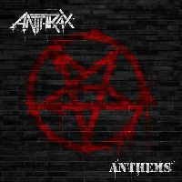 ANTHRAX - Anthems (White Vinyl)