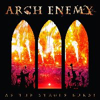Arch Enemy - As The Stages Burn! (CD+DVD+Blu-ray)