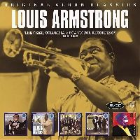 Armstrong, Louis - Original Album Classics (Louis Armstrong And Earl Hines (Vol. IV) / Louis In New York (Vol. V) / St. Louis Blues (Vol. 6) / You're Driving Me Crazy (Vol. 7) / Stardust) (CD)