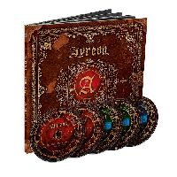 AYREON - Electric Castle Live and Other Tales (Earbook, 2CD+2DVD+Blu-Ray)