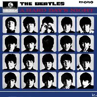 BEATLES, THE - A Hard Day's Night (MONO)