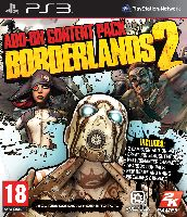 Borderlands 2 Add-On Content Pack (PS3)