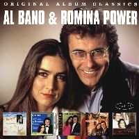 Bano, Al  / Power, Romina - Original Album Classics (Romantica / Felicita / Sharazan / Prima note d'Amore / Love Songs) (CD)