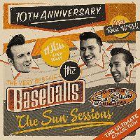 Baseballs, The - The Sun Sessions (CD)