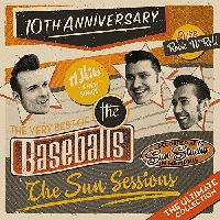 Baseballs, The - The Sun Sessions (CD)