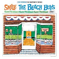 BEACH BOYS, THE - THE SMILE SESSIONS
