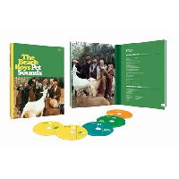 Beach Boys, The - Pet Sounds (CD, Super Deluxe)