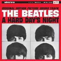 BEATLES, THE - A Hard Day's Night (CD)
