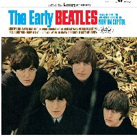 BEATLES, THE - The Early Beatles (CD)