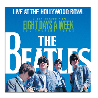 Beatles, The - Live At The Hollywood Bowl (CD)