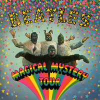 BEATLES, THE - MAGICAL MYSTERY TOUR (LIMITED)