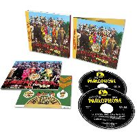 BEATLES, THE - Sgt. Pepper's Lonely Hearts Club Band (CD, DELUXE EDITION)