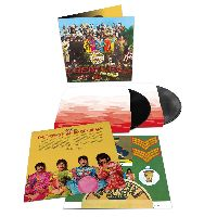 BEATLES, THE - Sgt. Pepper's Lonely Hearts Club Band (ANNIVERSARY EDITION)