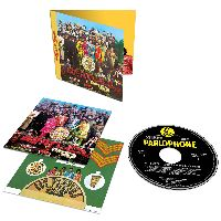 BEATLES, THE - Sgt. Pepper's Lonely Hearts Club Band (CD)