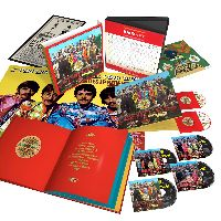 BEATLES, THE - Sgt. Pepper's Lonely Hearts Club Band (CD, SUPER DELUXE EDITION)