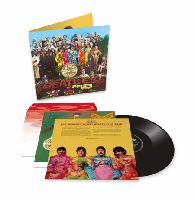 BEATLES, THE - Sgt. Pepper's Lonely Hearts Club Band (US pressing, ANNIVERSARY EDITION)