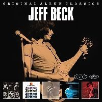 Beck, Jeff - Original Album Classics (Rough And Ready / Jeff Beck Group / Blow By Blow / Wired / Jeff Beck Goup With Jan Hammer Group Live) (CD)