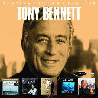 Bennett, Tony - Original Album Classics (I Left My Heart In San Francisco / Perfectly Frank / Steppin' Out / Mtv Unplugged / Here's To The Ladies) (CD)