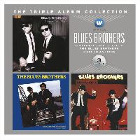 BLUES BROTHERS, THE - The Triple Album Collection: BRIEFCASE FULL OF BLUES / THE BLUES BROTHERS / MADE IN AMERICA (CD)
