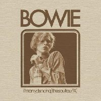 Bowie, David - I'm Only Dancing (The Soul Tour 74) (CD, RSD 2020)