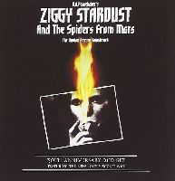 BOWIE, DAVID - ZIGGY STARDUST AND THE SPIDERS FROM MARS - THE MOTION PICTURE SOUNDTRACK (CD)