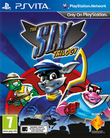 Sly Trilogy (PS Vita, русская документация)