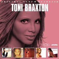 Braxton, Toni - Original Album Classics (Toni Braxton / Secrets / The Heat / Snowflakes / More Than A Woman) (CD)