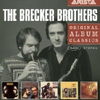 Brecker Brothers, The - Original Album Classics (The Brecker Brothers / Don't Stop The Music / Heavy Metal Be-Bop / Détente /  Straphangin') (CD)