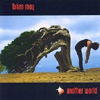 Brian May - Another World (1st Press, Picture Disc)