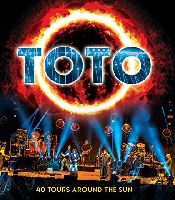 Toto - 40 Tours Around The Sun (DVD)