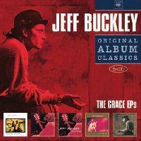 Buckley, Jeff - Original Album Classics (Peyote Radio Theatre / So Real / Live From The Bataclan / The Grace EP / Last Goodbye) (CD)